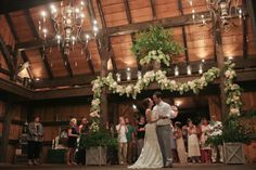 One of our favorite images of the barn from this season. Farm Images, Wedding Inspiration, Wedding Ideas, Table Decorations, Barns, Green, Ring, Home Decor, Rings
