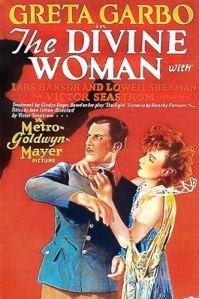 Novelisation of lost silent film, 'The Divine Woman', starring Greta Garbo