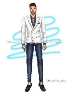 Avatar for Men's Fashion Informatics with credit to Design and Digitaldrawing by Mandeiro Illustrations