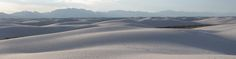 Rising from the heart of the Tularosa Basin is one of the worlds great natural wonders - the glistening white sands of New Mexico.