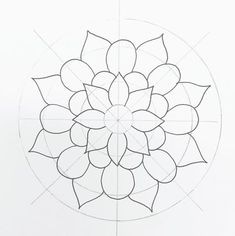 like a flipagram. but slower! Mandala Canvas, Mandala Artwork, Mandala Dots, Mandala Painting, Mandala Drawing, Watercolor Mandala, Dot Art Painting, Painting & Drawing, Mandala Art Lesson