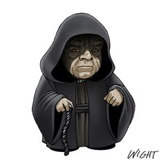 Alfabeto Star Wars: Ilustrações dos personagens representam cada letra do Alfabeto
