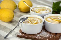 Leite-creme de limão
