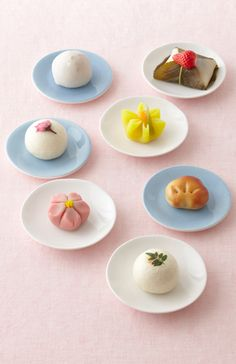 Bring some international flare to the boardroom next week with these delicate Japanese sweets