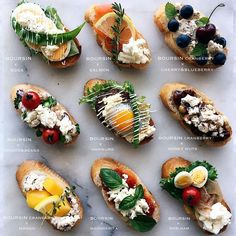 """Der Beginn des Tages ist eine Mahlzeit von @ die nur mit """"Morgenbrot"""" b… The beginning of the day is a meal of @ which is only considered as """"morning bread"""". Clean Eating Snacks, Healthy Snacks, Healthy Recipes, Cafe Food, Food Menu, Breakfast Toast, Breakfast Recipes, Vegetarian Breakfast, Plats Healthy"""