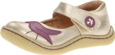 Livie & Luca Pio Pio Flat (Toddler) Livie & Luca. $54.00. Genuine leather upper. Made in China. leather. Rubber sole. Made in China. Soft leather and whimsical design, sure to win your child's heart. Manmade sole