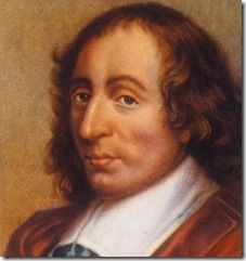 Blaise Pascal was a French mathematician and physicist active in the 17th century. He clarified the concept of pressure and vacuum. Pascal invented an early version of the roulette wheel and created the hydraulic press. He developed the syringe. He also made early contributions to probability theory and actuarial science, and made the first mechanical calculator.