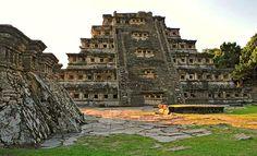 Historia de Mexico l Teotihuacanos, Mexicas, Porfiriato, Olmecas: Los totonacas