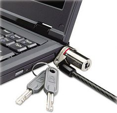 Dorm Room Checklist: Kensington Microsaver DS Ultra-Thin Laptop Lock