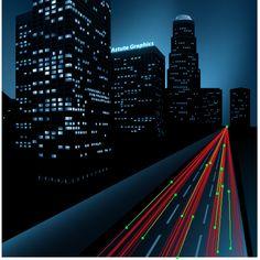 How to Create a Night City Illustration in Adobe Illustrator - Illustrator Tutorial - Vectorboom