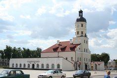 Ratusha Nesvizh - Nieśwież – Wikipedia, wolna encyklopedia