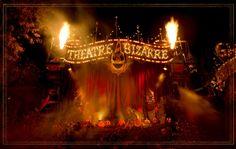 Theatre Bizarre - the greatest masquerade ever! SO much fun!!