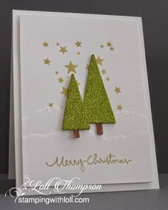 Stamping with Loll: Starry Christmas