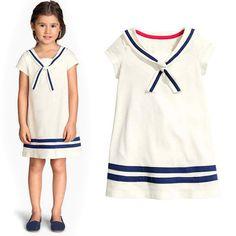 $23.82 (Buy here: https://alitems.com/g/1e8d114494ebda23ff8b16525dc3e8/?i=5&ulp=https%3A%2F%2Fwww.aliexpress.com%2Fitem%2FHot-Summer-Navy-Style-Children-Dresses-Cute-Girls-Dress-Children-Clothing-Cotton-Stripe-Baby-Kids-White%2F32700747907.html ) Hot Summer Navy Style Children' Dresses Cute Girls Dress Children Clothing Cotton Stripe Baby Kids White Dress Binding Free ship for just $23.82