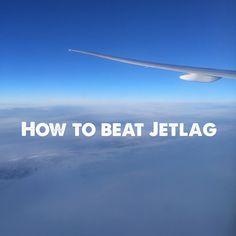 TIPS AGAINST JETLAG: www.yogalovebylisa.com
