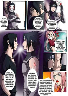 Uchiha as the Hokage - page 8 by meong8888 on DeviantArt