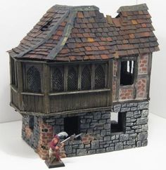Mordheim House - by Havre