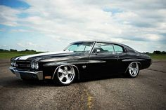 1970 Chevelle SS 454. Awesome American Muscle!