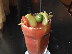 Bloody Mary at The Dutch--eleven best Bloody Marys