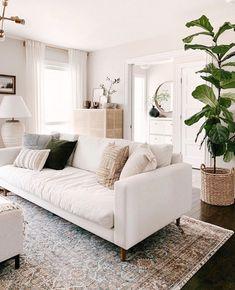 Cute Living Room, Living Room Decor, Decor Room, Bedroom Decor, Living Room Designs, Living Spaces, Ideas Hogar, Living Room Inspiration, Interiores Design
