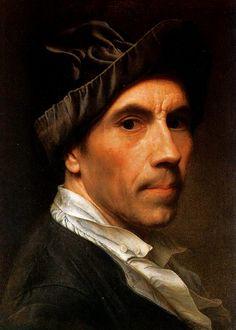 Self Portrait | Christian Seybold, (German, 1697-1768)
