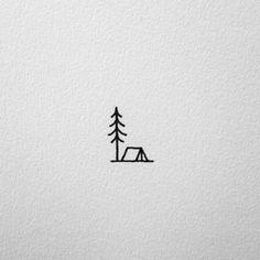 24 Minimalist Tattoo Designs – Catch Your Tiny Inspiration - Trend Tattoo Fonts 2019 Mini Tattoos, Body Art Tattoos, Tatoos, Tattoo Art, Sexy Tattoos, White Tattoos, Diy Tattoo, Arrow Tattoos, Word Tattoos