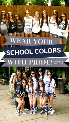 Showing Off Your School Spirit, By Jessie Weinstein of Chi Omega at Pennsylvania State University