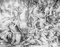 Peter Von Cornelius : The Riders Of The Apocalypse