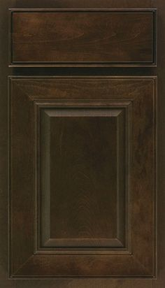 Bathrooms 2 & 3 - Grayson Cabinet Door Style - Umber - Affordable Cabinetry Products - Aristokraft.com