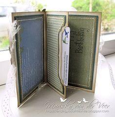 Tilly gift card holder inside from allthatscraps.com