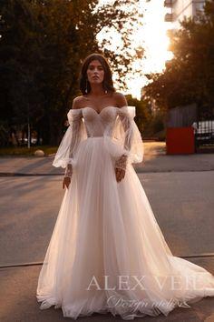 Cute Wedding Dress, Bridal Wedding Dresses, Dream Wedding Dresses, Ethereal Wedding Dress, Stunning Wedding Dresses, Wedding Dress Types, One Shoulder Wedding Dress, Ball Dresses, Ball Gowns