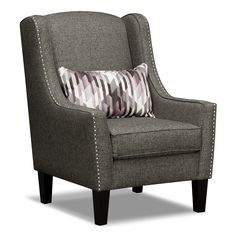 Calais Upholstery Accent Chair Furniture Com 237 49