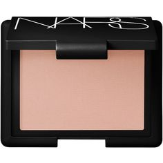 NARS Blush, Luster 0.16 oz (4.5 g) (43 AUD) ❤ liked on Polyvore featuring beauty products, makeup, cheek makeup, blush, beauty, maquillaje, blushing, shimmer blush, nars cosmetics and matte blush