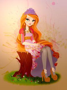 Holly O'Hair by fantazyme.deviantart.com on @deviantART