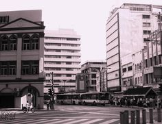 Market Square or Medan Pasar about 20 years ago.