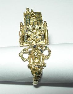 medival jewish wedding rings