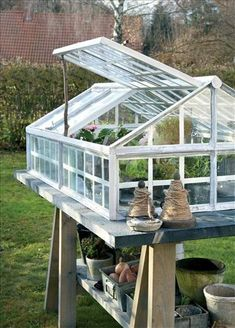 tabletop greenhouse - Google Search