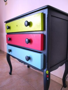 Acheter peinture: done... reste plus qu'à peindre mes meubles, mais pour moi ça sera des étagères
