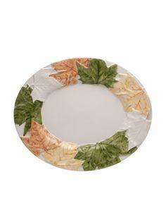 Mostrar detalles para Platter Oval 35 Natural