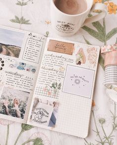 What a beautiful bullet journal spread - and absolutely perfect for spring!