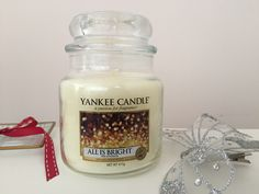 All Is Bright #yankeecandle #holidayparty