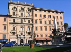 Montecatini Terme is one of Italy's top spa towns