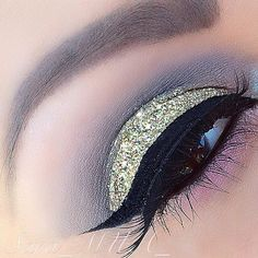 I need to but eye glitter. Maybe false lashes also. Even though I have long lashes I just won't my eyes to POP!!