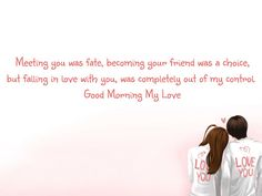 god morning picture sayings
