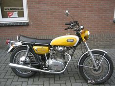 vintage yamaha motorcycles xs650 - Google Search