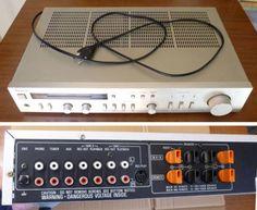 Ampli HIFI technics SU-Z22 +notice vintage rare