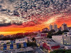Por do Sol em Belo Horizonte