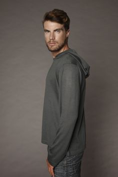 Cashmere men's hooded sweater a cashmere hoodie! | Men | Pinterest ...