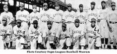 Negro Leagues Baseball eMuseum: Team Photo Archive