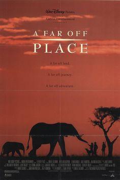 'Sulle orme del vento' (1993); regia: Mikael Salomon. Titolo originale: 'A far-off place'